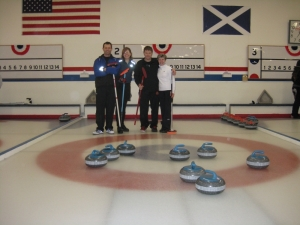 Maxie and company score an eight ender